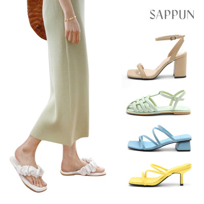 SAPPUN Boots/Socks Boots/Ankle/Booti/Spandex/Long Boots/Walker/Shoes