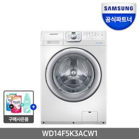 인증점 드럼세탁기 WD14F5K3ACW1 무료배송 H