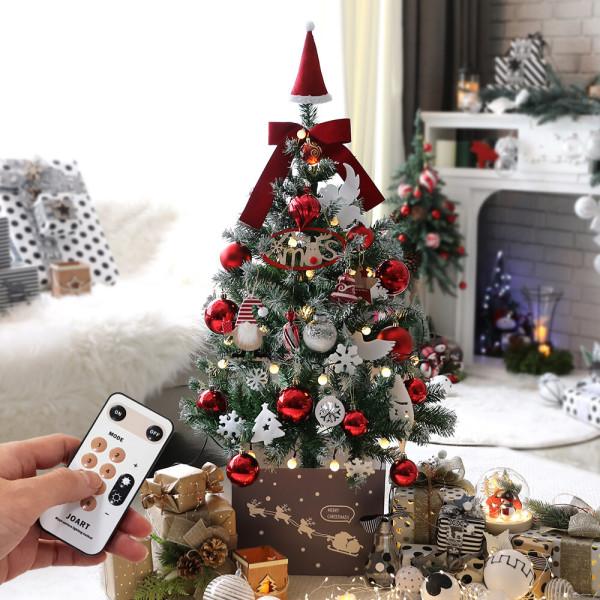 크리스마스트리 1.0M-1.6M 장식소품 전구 풀세트 상품이미지