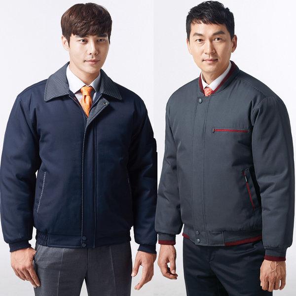 겨울작업복 항공잠바 사무복 항공점퍼 동잠바 방한복 상품이미지