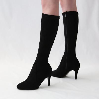 Dangolunni Women`s middle/long/ankle/socks/spandex/fur/boots/combat shoes
