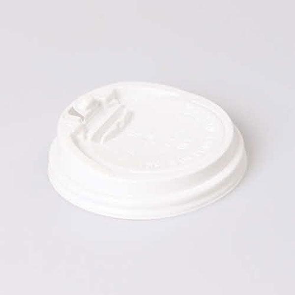 커피붐  개폐형 10/13온스 화이트 뚜껑(1세트 100개/리드) / 8온스  10온스  12온스  무지  종이컵  테이 상품이미지