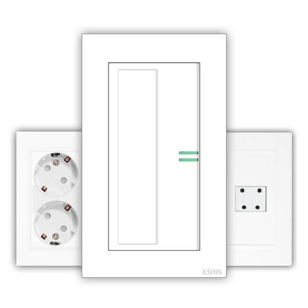 전기/전등/스위치/콘센트/욕실/전등스위치/전기콘센트 상품이미지