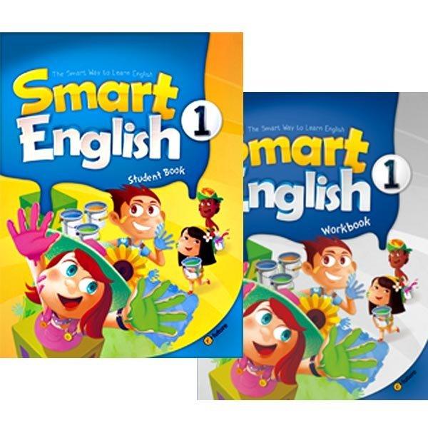 Smart English SET(SB+WB) Starter.1.2.3.4.5.6 선택/스마트잉글리쉬 상품이미지