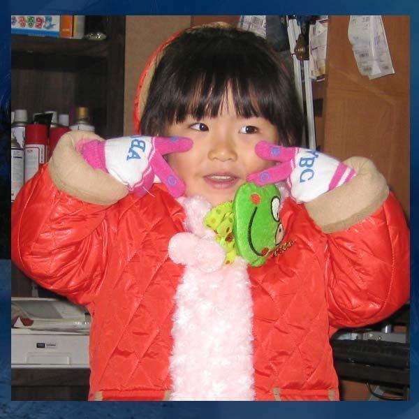 B195/유아장갑/유아목도리/아동장갑/아동목도리/장갑 상품이미지