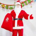 산타복(고급 남7종)옷 의상 파티 용품 트리 장식 풍선
