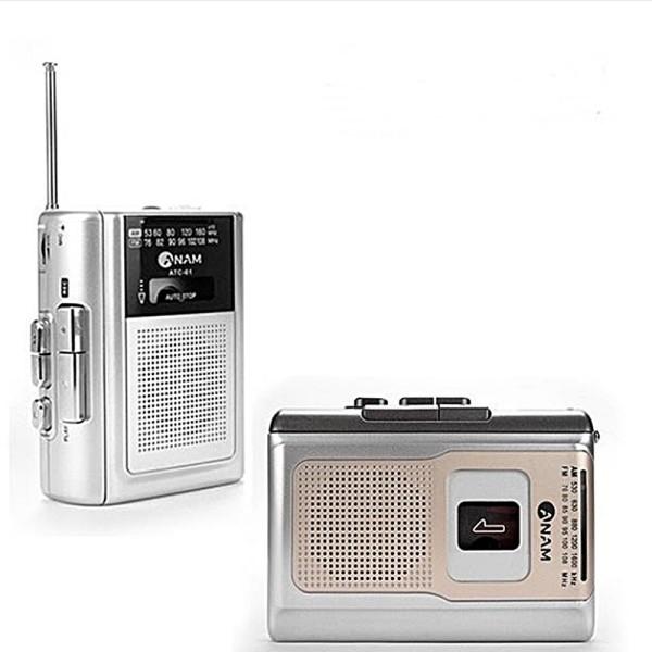 아남 카세트/ATC-01/스피커/녹음/라디오/어학용워크맨 상품이미지
