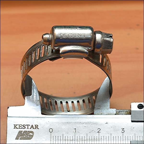 C123/호스밴드/35mm/스텐밴드/조임밴드/조임쇠 상품이미지