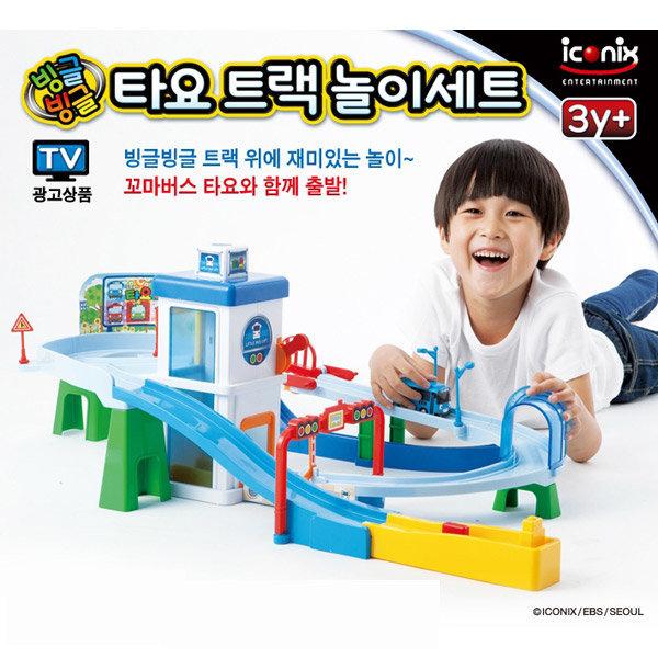 빙글빙글 타요 트랙 놀이 세트/타요트랙놀이/타요버스 상품이미지