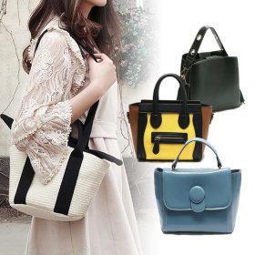 Women bag/rattan bag/shoulder bag/cross body bag/big bag/mini bag