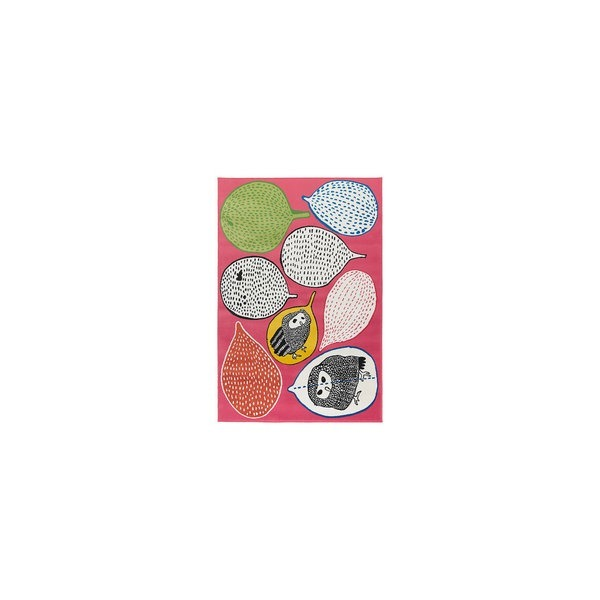 무료배송  이케아 GULORT 밝고 산뜻한 색상 Rug.러그  카페트/매트  low pile 놀이매트 선물. 상품이미지