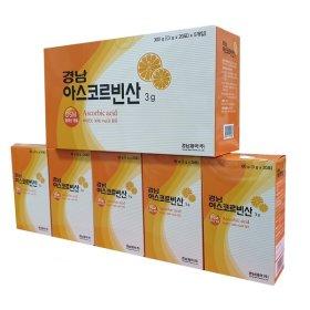 경남) 아스코르빈산 (100포) 비타민C DSM 영국산 원료