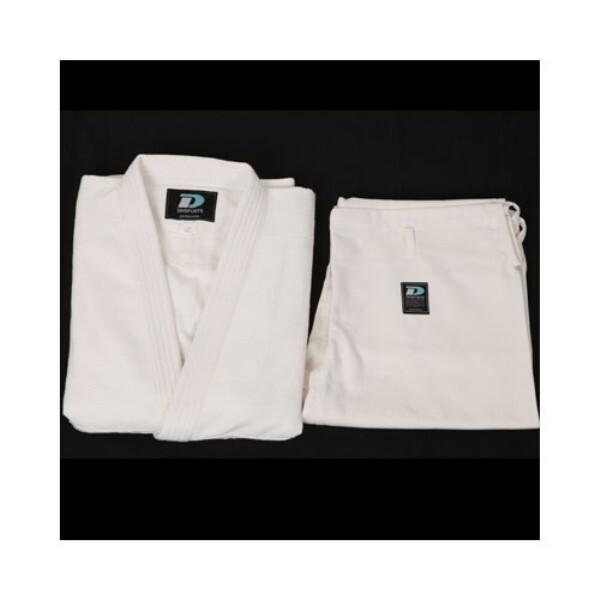 연습용 유도복/백색 DH 유도복 상품이미지