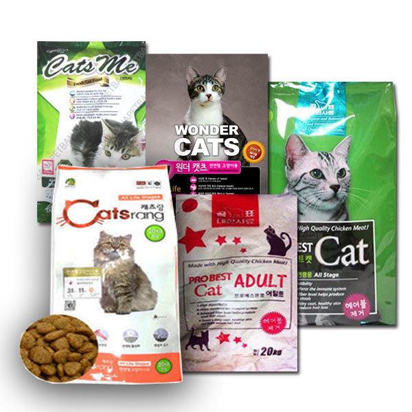 고양이사료 20kg 캐츠랑 프로베스트캣 대용량 키튼 상품이미지