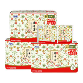 SOFY Sanitary pad collection / scented / soft / absorbent / side cover / comfortable /