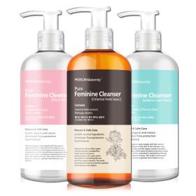 Hypoallergenic/Feminine Cleanser/Weak Acid/1+1/Foam/Liquid