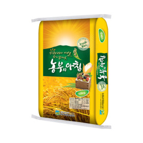 국산 농부의아침 백미10kg 2018년산