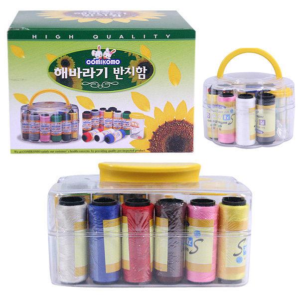 반짇고리함 바느질함/B104/반짓고리/바늘/바느질세트 상품이미지