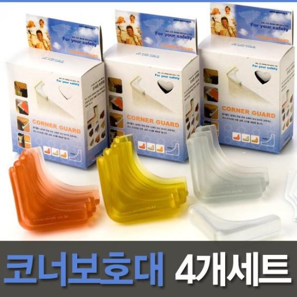 아이손/안전용품 투명 코너보호대(4개입) 상품이미지