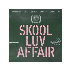 BTS(防彈少年團) - Skool Luv Affair (2nd mini album)