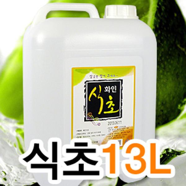 업소용 13L 식초/퐁퐁/물엿9kg/락스/석쇠클리너 상품이미지