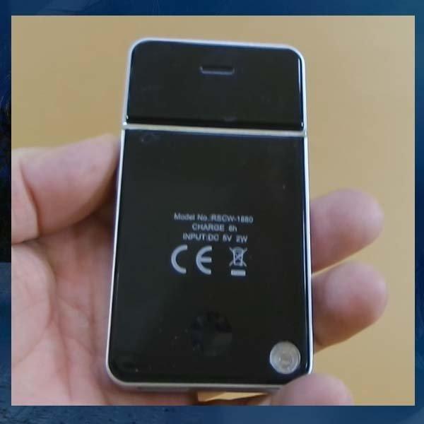 B163/전기면도기/휴대용전기면도기/전기면도기추천 상품이미지