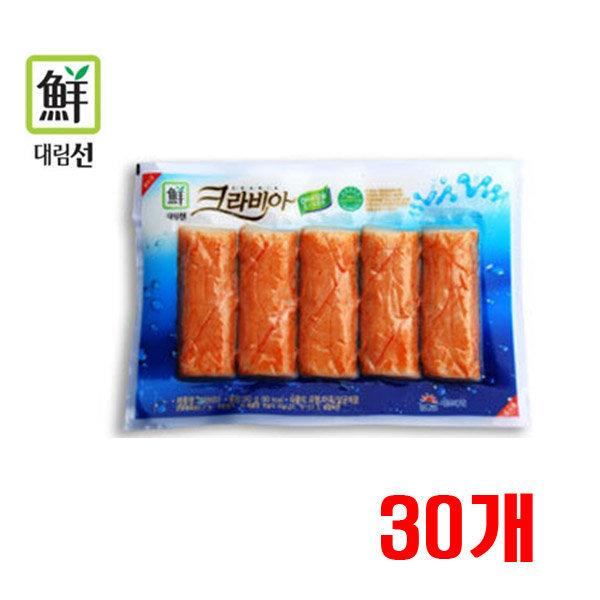 SB/2/대림선/크라비아(90g) -30개/맛살/게맛살 상품이미지