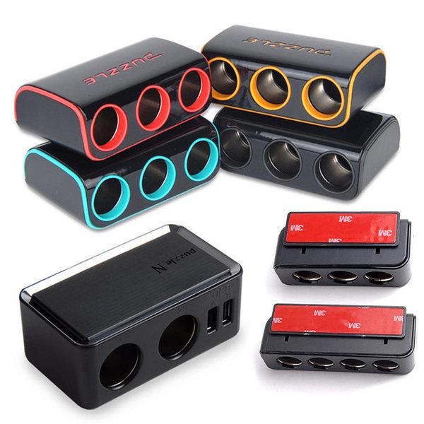 차량용 시거잭 USB 소켓 2구 3구 4구 시가잭 자동차 상품이미지
