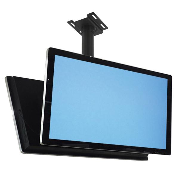 ND-3820-D 모니터/TV 2대(양면) 천정 브라켓/200x200 상품이미지