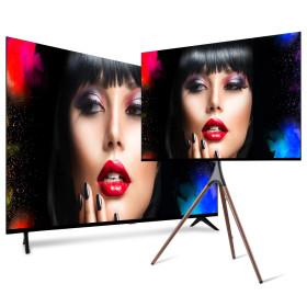 UHD TV 55인치 텔레비젼 4K 티비 LED TV HDR지원