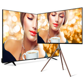 UHD TV 55인치 텔레비젼 4K 티비 LED TV 택배출고J