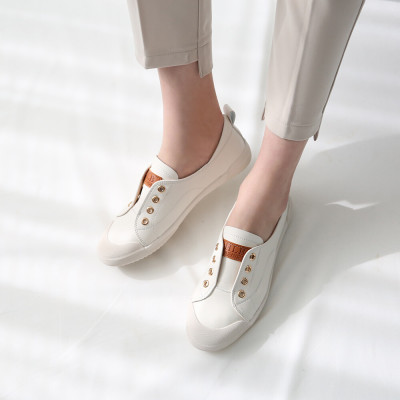 Dangolunni women`s slip-on / flat shoes loafers / elevator / running shoes / sneakers