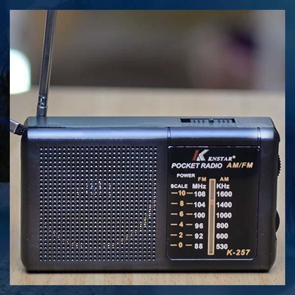 B549/라디오/휴대용라디오/소형라디오/등산용라디오 상품이미지