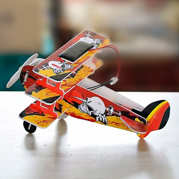 B064/모형비행기/태양광비행기/조립비행기/비행기 상품이미지