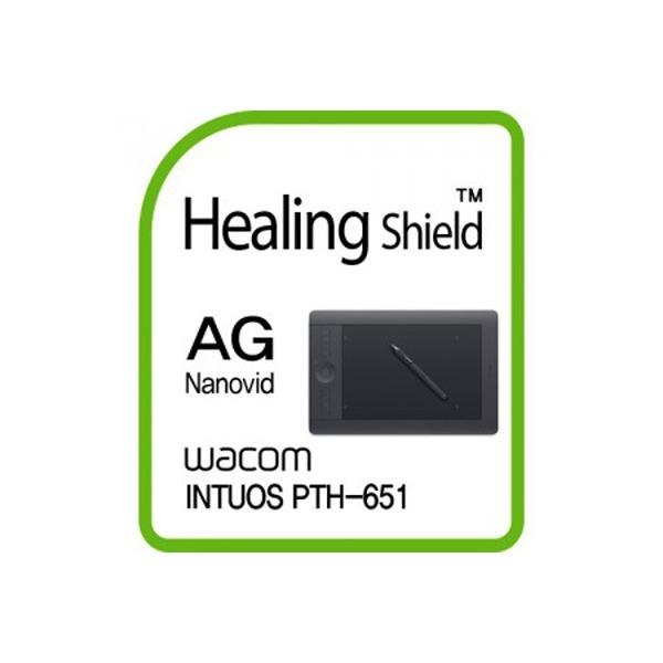 폰트리  힐링쉴드 와콤 인튜어스 프로 PTH-651 AG Nanovid 저반사 지문방지 액정보호필름  타블렛 상품이미지