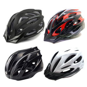 Bicycle helmet collection / cycling helmets / 2 tone / 3 tone /