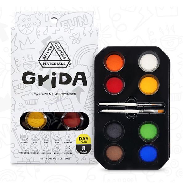 제니스 페이스페인팅 물감 미술 물감 파티 용품 풍선 상품이미지
