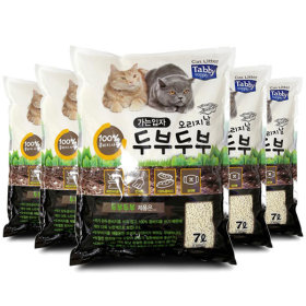Tofu sand 7L X 6pcs/Mister Tofu/Tofu Tofu/cat litter