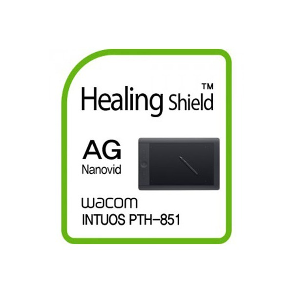 폰트리  힐링쉴드 와콤 인튜어스 프로 PTH-851 AG Nanovid 저반사 지문방지 액정보호필름  타블렛 상품이미지