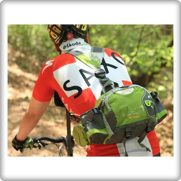 힙색 3리터/자전거 배낭/등산배낭/MTB 배낭/다운타운 상품이미지