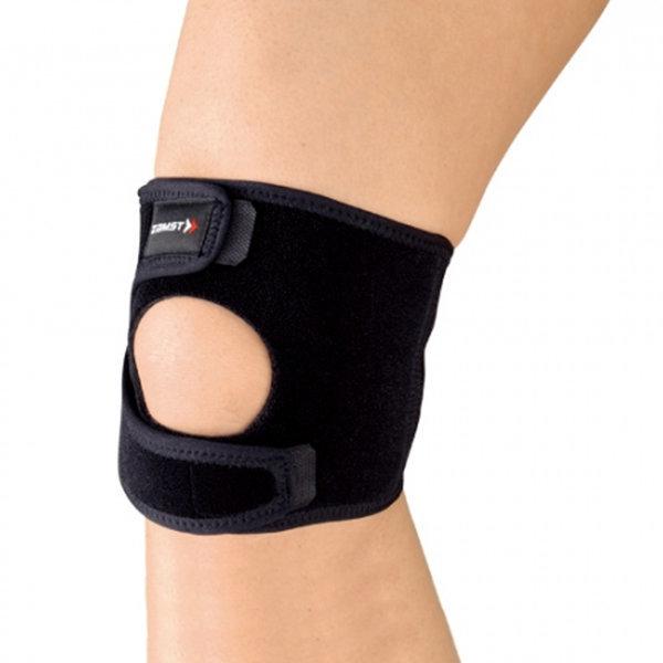 JK-1 무릎보호대 배드민턴 농구  1개입 블랙 상품이미지