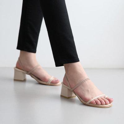 Dangolunni Women`s strap shoes summer sandals wedge shoes mary jane