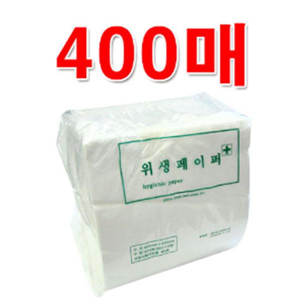 (CM)위생카바(42cm x 42cm)400매/일회용배개커버 상품이미지