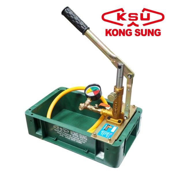공성/KONGSUNG/ 수압테스트기 KP35/수압테스타기/누수 상품이미지