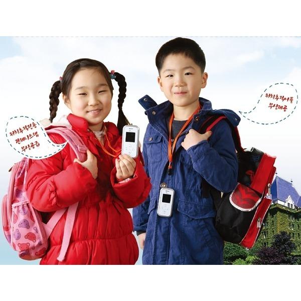 통화기능이있는 SKT애니팜미아방지용GPS위치추적기 어린이및 노인실종예방용초소형위치추적기장치 상품이미지