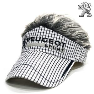 [푸조골프]푸조 골프 골프모자 가발모자 남자 여성 썬캡 모자
