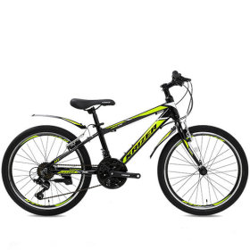 K2 BIKE 22/24 inch MTB bike Krizer 3.0V SHIMANO 21 speed shifter