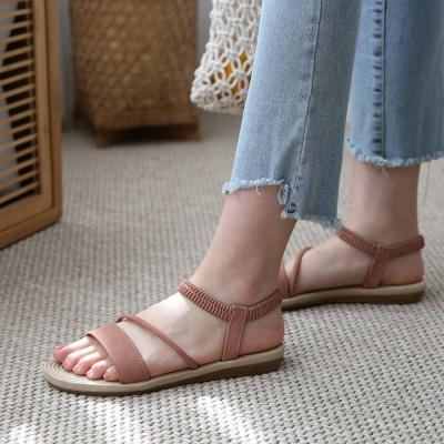 DDANGOLUNNI Women`s summer sandals/flat/straps/wedge/slippers