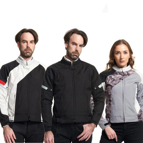 맥슬러 더블 매쉬 자켓 에어 MAXLER 바이크 오토바이 상품이미지