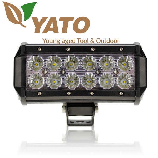 LED써치라이트/12V/24V/48W/36W/사각/차량용/안개등 상품이미지